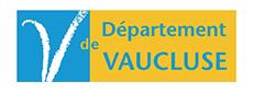 Logo Departement Vaucluse